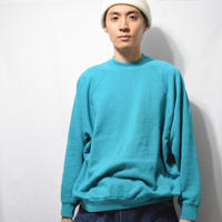 80's Old  Plain Color Sweat