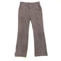 """70s """" vintage """"  patterned slacks"""