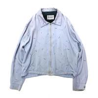 Vintage Rayon Rockabilly Jacket