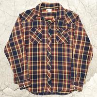 vintage Western Flannel Shirt