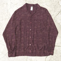 Old Open Collar L/S Shirts