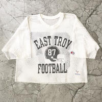 80's Champion FootBall Game Short Mesh Tee