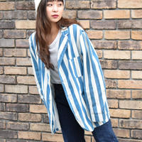 60's Euro Work Stripe Jacket