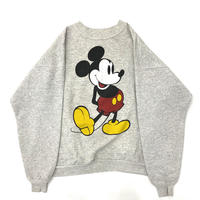 "Vintage print sweat ""Mickey Mouse"""