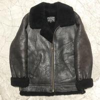 Vintage B-3 Mouton Coat