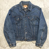 Vintage Levi's 70505 Blanket Denims Jacket