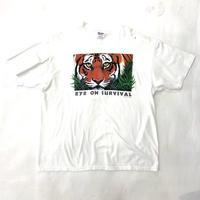 "90s ""  vintage ""  tiger print t-shirt"