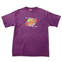 """"""" coca cola """" print t-shirt"""
