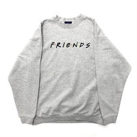 "Vintage ""FRIENDS"" TV Series Embroidery Sweat"