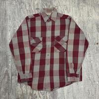 70's vintage flannel shirt