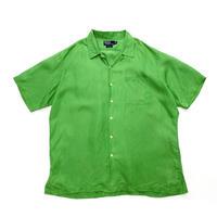 Ralph Lauren Open Collar Over Shirt