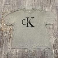 90s calvin klein logo t-shirt