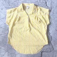 90's American Stripe Blouse
