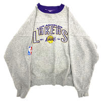 "NBA ""LAKERS""  embroidery sweat"