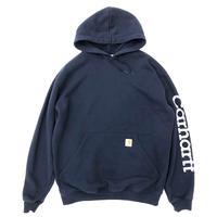 Carhartt arm logo hoodie