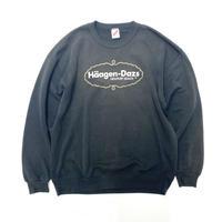 "Vintage Print Sweat ""Haagen Dazs"""