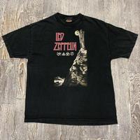 led zeppelin print t-shirt