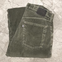 Levi's Silver Tab Baggy Corduroy Pants