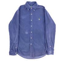 Ralph Lauren Corduroy B.D Shirt