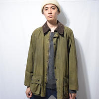 "Vintage  Barbour Oiled Jacket ""BEAUFORT"""