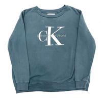 """ Calvin Klien "" big logo sweat"
