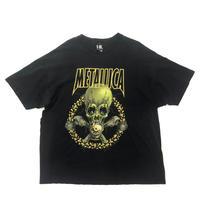 "vintage band tee METALLICA ""PUSHEAD"""