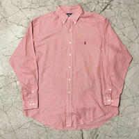 90's Ralph Lauren  Check Over Shirt
