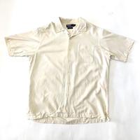 """"""" ralphlauren """" s/s open-collar shirt"""