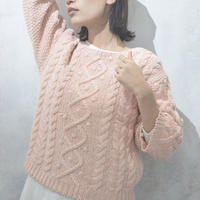 "Volume Alan Knit ""Pink"""