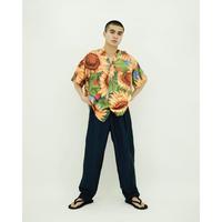 Sunflower Rayon Hawaiian Shirt