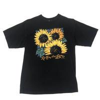 """vintage print tee """"Sun Flower"""""""