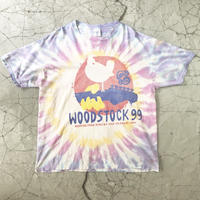 【MENS】90's WOODSTOCK Band Tee