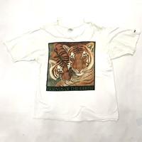 "90s "" vintage "" tinger print t-shirt"