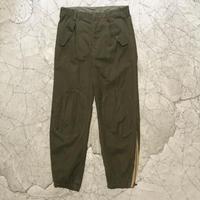 Vintage Italian Military Parachute Pants