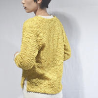 【WOMENS】Vintage See-through Cardigan