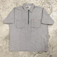 90's BEN DAVIS Pullover Work Shirt