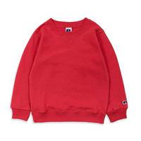 BookStore Sweat Crew Neck Shirt <1010KIDS_OLD RED>
