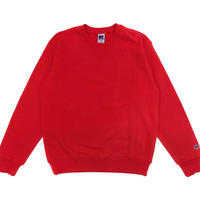 RUSSELL ATHLETIC クルーネック1010<レッド>