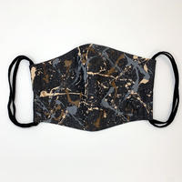 DENIM MASK- MASK-2995  black/dessert camouflage   Mサイズ