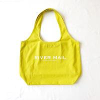 Eco Bag L  /saffraan yellow