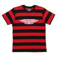 Boldstripe  Feather logo T shirt