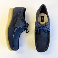 Clarks / Wallabee  INK SUEDE クラークス ワラビー ネイビー