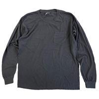 COMFORT COLORS 6.1oz L/S Pocket TEE PEPPER コンフォートカラーズ ロンT 長袖Tシャツ