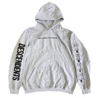 DESCENDENTS / Milo Goes to College Pullover Hood ディセンデンツ パーカー