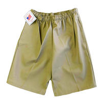 CLARK'S SPORTS WEAR (ERICK HUNTER) EASY SHORTS KHAKI イージーパンツ エリックハンター