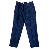 RED KAP PT32 PLEATED INDUSTRIAL WORK PANTS  NAVY レッドキャップ ワークパンツ