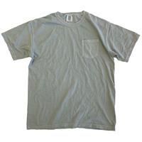 COMFORT COLORS 6.1oz S/S Pocket TEE  SANDSTONE コンフォートカラーズ 後染め Tシャツ