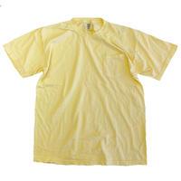 COMFORT COLORS 6.1oz S/S Pocket TEE  BUTTER コンフォートカラーズ 後染め Tシャツ