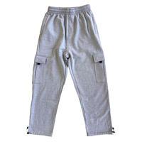 PRO5 Heavy Fleece Cargo Pants Loose Fit  GREY  プロファイブ スウェットパンツ スウェットカーゴパンツ ルーズフィット