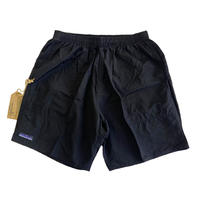 THOUSAND MILE IMPERIAL TRUNK SHORTS BLACK サウザンドマイル ナイロンショーツ MADE IN USA